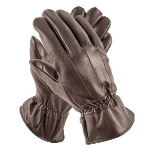 🆕️ Mens Leather 100% Lambskin Winter Gloves